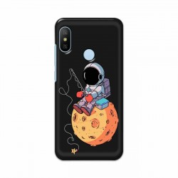 Buy Xiaomi Mi A2 Space Catcher Mobile Phone Covers Online at Craftingcrow.com