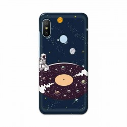 Buy Xiaomi Mi A2 Space DJ Mobile Phone Covers Online at Craftingcrow.com