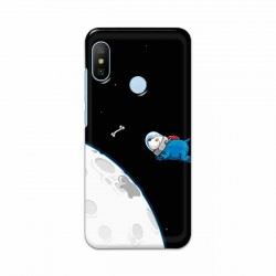 Buy Xiaomi Mi A2 Space Doggy Mobile Phone Covers Online at Craftingcrow.com