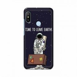 Buy Xiaomi Mi A2 Time to Leave Earth Mobile Phone Covers Online at Craftingcrow.com