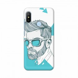 Buy Xiaomi Mi A2 Kohli Mobile Phone Covers Online at Craftingcrow.com