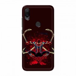 Buy Xiaomi Mi Play Iron Spider Mobile Phone Covers Online at Craftingcrow.com