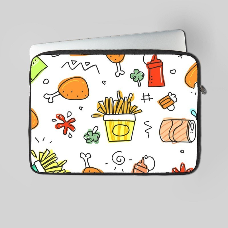 Buy Music Doodle Laptop Sleeve Online at Craftingcrow.com