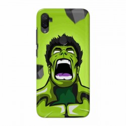 Buy Xiaomi Mi Play Rage Hulk Mobile Phone Covers Online at Craftingcrow.com
