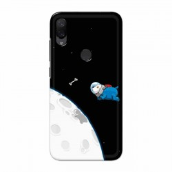 Buy Xiaomi Mi Play Space Doggy Mobile Phone Covers Online at Craftingcrow.com
