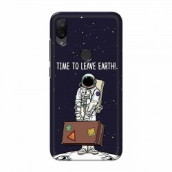 Buy Xiaomi Mi Play Time to Leave Earth Mobile Phone Covers Online at Craftingcrow.com