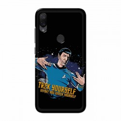 Buy Xiaomi Mi Play Trek Yourslef Mobile Phone Covers Online at Craftingcrow.com