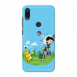 Buy Xiaomi Mi Play Knockout Mobile Phone Covers Online at Craftingcrow.com