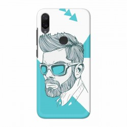 Buy Xiaomi Mi Play Kohli Mobile Phone Covers Online at Craftingcrow.com
