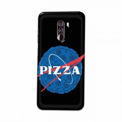 Buy Xiaomi Pocophone F1 Pizza Space Mobile Phone Covers Online at Craftingcrow.com