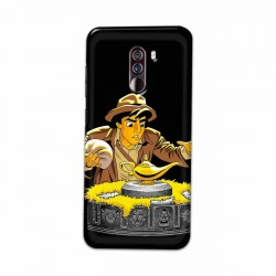 Buy Xiaomi Pocophone F1 Raiders of Lost Lamp Mobile Phone Covers Online at Craftingcrow.com