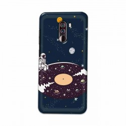 Buy Xiaomi Pocophone F1 Space DJ Mobile Phone Covers Online at Craftingcrow.com