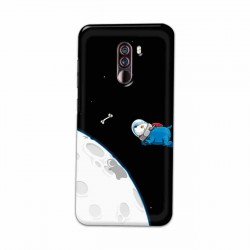 Buy Xiaomi Pocophone F1 Space Doggy Mobile Phone Covers Online at Craftingcrow.com