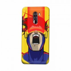 Buy Xiaomi Pocophone F1 The One eyed Mobile Phone Covers Online at Craftingcrow.com