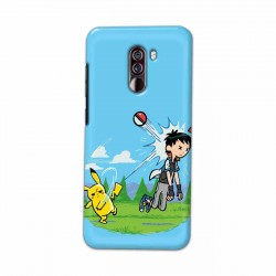 Buy Xiaomi Pocophone F1 Knockout Mobile Phone Covers Online at Craftingcrow.com