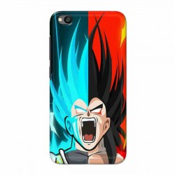 Buy Xiaomi Redmi Go Rage DBZ Mobile Phone Covers Online at Craftingcrow.com