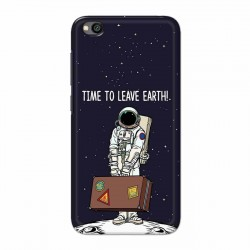 Buy Xiaomi Redmi Go Time to Leave Earth Mobile Phone Covers Online at Craftingcrow.com