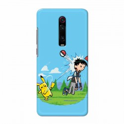 Buy Xiaomi Redmi K20 Knockout Mobile Phone Covers Online at Craftingcrow.com
