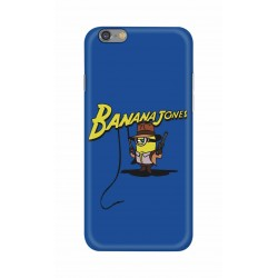 Crafting Crow Mobile Back Cover For Apple Iphone 6 - Banana Jondes