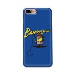 Crafting Crow Mobile Back Cover For Apple Iphone 8 Plus - Banana Jondes