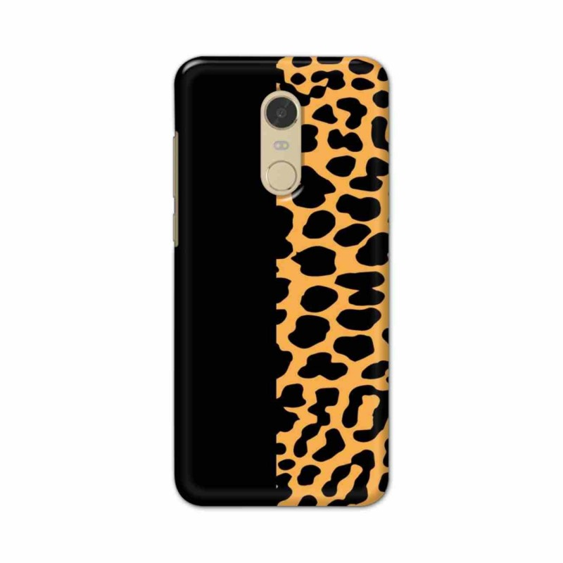 Buy Xiaomi Redmi Note 5 Leopard Mobile Phone Covers Online at Craftingcrow.com