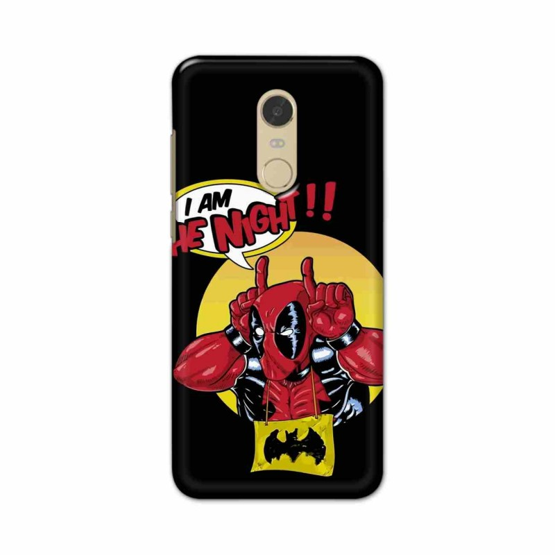 Buy Xiaomi Redmi Note 5 I am the Knight Mobile Phone Covers Online at Craftingcrow.com