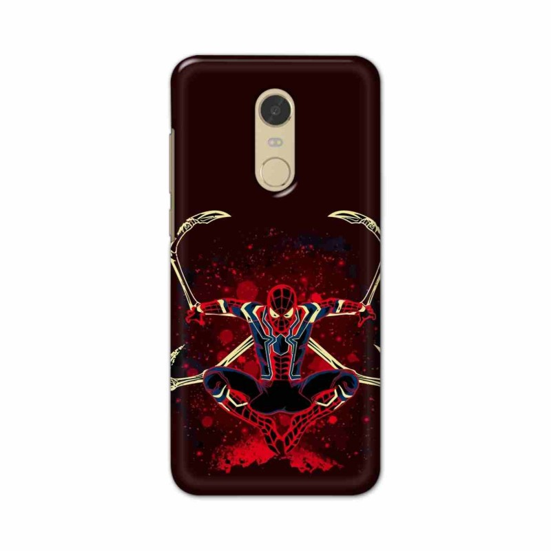 Buy Xiaomi Redmi Note 5 Iron Spider Mobile Phone Covers Online at Craftingcrow.com