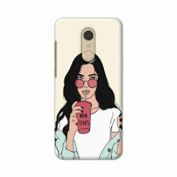 Buy Xiaomi Redmi Note 5 Man Tears Mobile Phone Covers Online at Craftingcrow.com