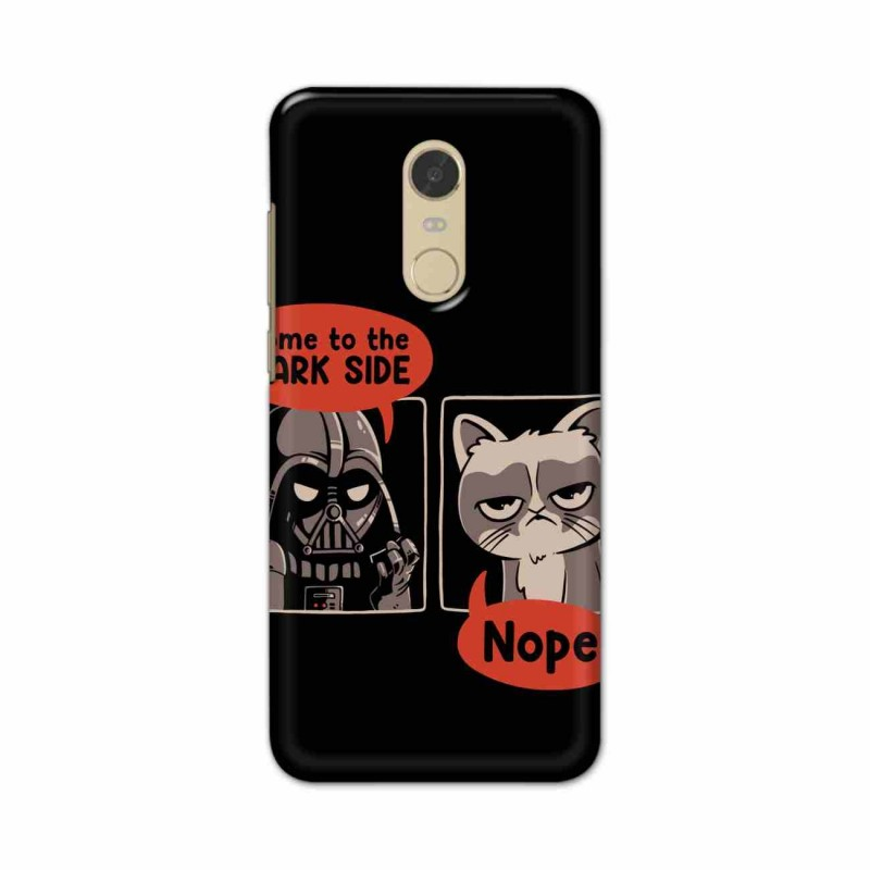 Buy Xiaomi Redmi Note 5 Not Coming to Dark Side Mobile Phone Covers Online at Craftingcrow.com