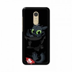 Buy Xiaomi Redmi Note 5 Pocket Dragon Mobile Phone Covers Online at Craftingcrow.com