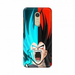 Buy Xiaomi Redmi Note 5 Rage DBZ Mobile Phone Covers Online at Craftingcrow.com
