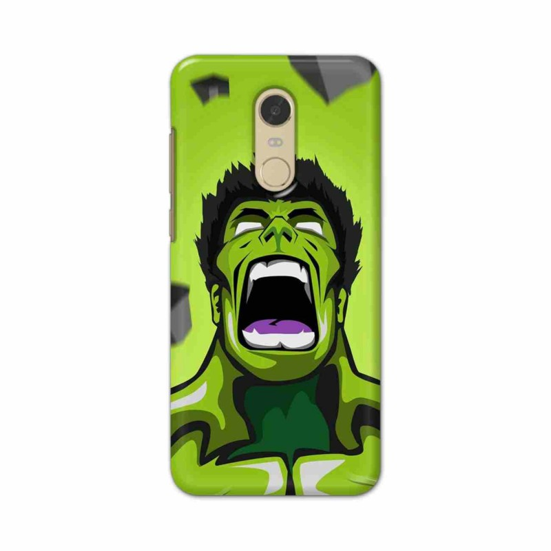 Buy Xiaomi Redmi Note 5 Rage Hulk Mobile Phone Covers Online at Craftingcrow.com