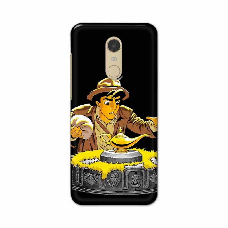 Buy Xiaomi Redmi Note 5 Raiders of Lost Lamp Mobile Phone Covers Online at Craftingcrow.com