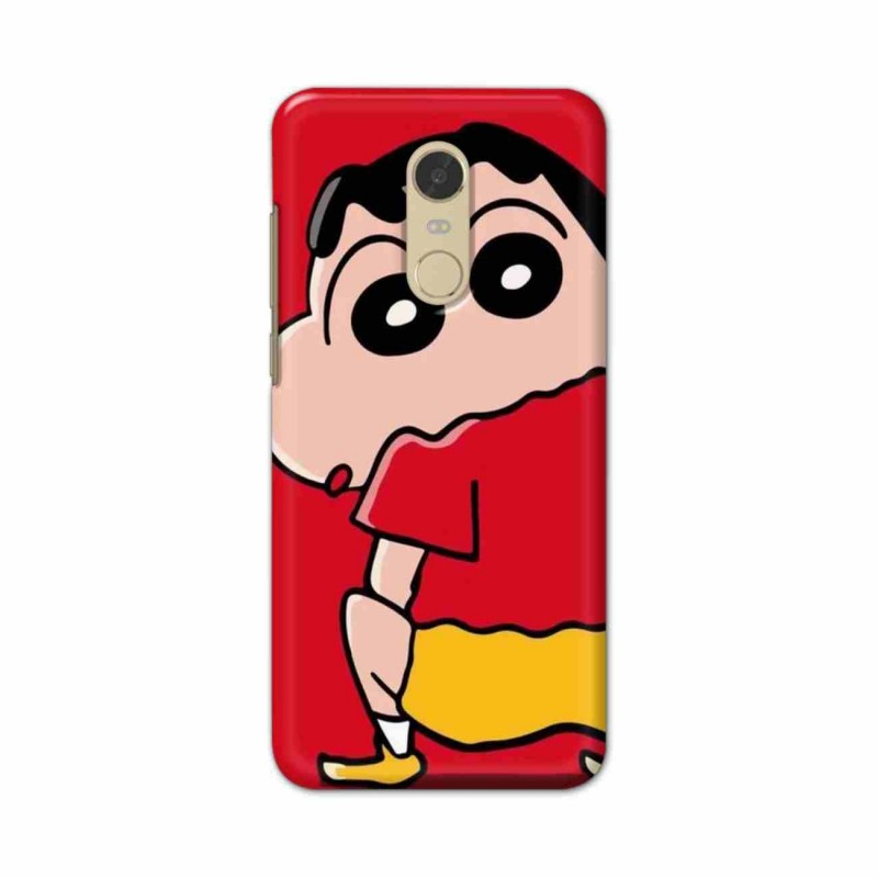 Buy Xiaomi Redmi Note 5 Shin Chan Mobile Phone Covers Online at Craftingcrow.com