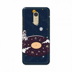 Buy Xiaomi Redmi Note 5 Space DJ Mobile Phone Covers Online at Craftingcrow.com