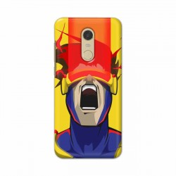 Buy Xiaomi Redmi Note 5 The One eyed Mobile Phone Covers Online at Craftingcrow.com