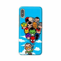 Buy Xiaomi Redmi Note 5 Pro Excelsior Mobile Phone Covers Online at Craftingcrow.com