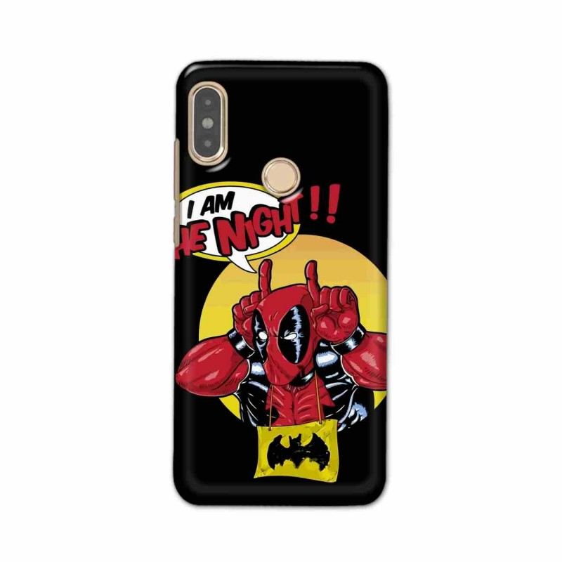Buy Xiaomi Redmi Note 5 Pro I am the Knight Mobile Phone Covers Online at Craftingcrow.com