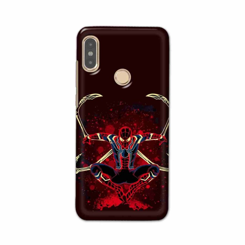 Buy Xiaomi Redmi Note 5 Pro Iron Spider Mobile Phone Covers Online at Craftingcrow.com