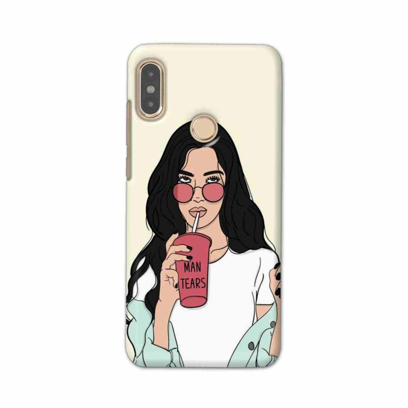Buy Xiaomi Redmi Note 5 Pro Man Tears Mobile Phone Covers Online at Craftingcrow.com