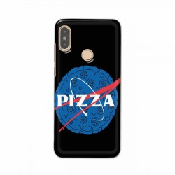 Buy Xiaomi Redmi Note 5 Pro Pizza Space Mobile Phone Covers Online at Craftingcrow.com