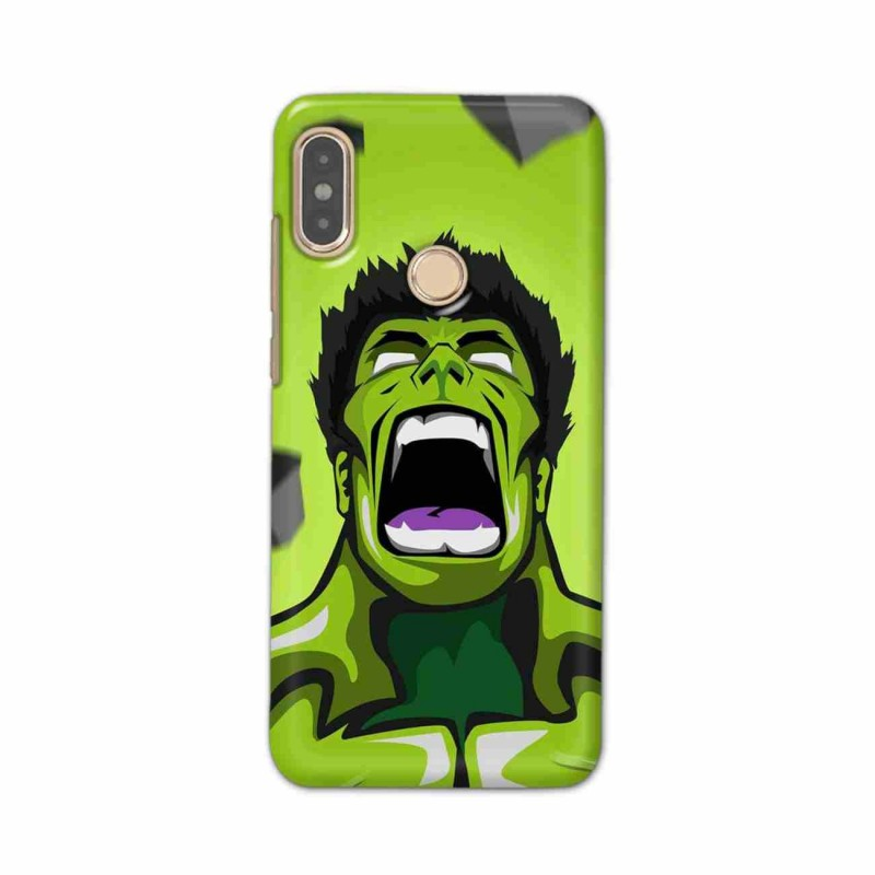 Buy Xiaomi Redmi Note 5 Pro Rage Hulk Mobile Phone Covers Online at Craftingcrow.com