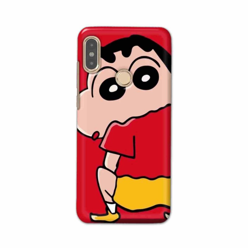 Buy Xiaomi Redmi Note 5 Pro Shin Chan Mobile Phone Covers Online at Craftingcrow.com
