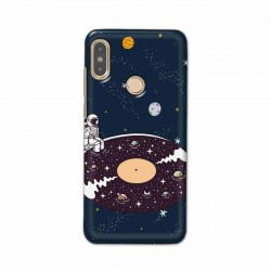 Buy Xiaomi Redmi Note 5 Pro Space DJ Mobile Phone Covers Online at Craftingcrow.com