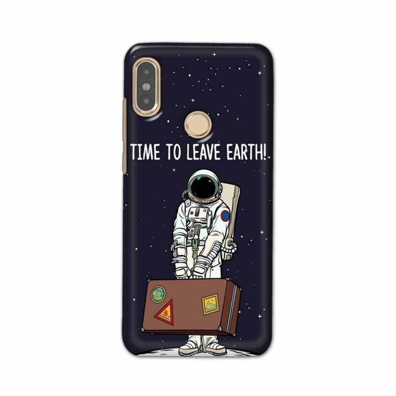 Buy Xiaomi Redmi Note 5 Pro Time to Leave Earth Mobile Phone Covers Online at Craftingcrow.com