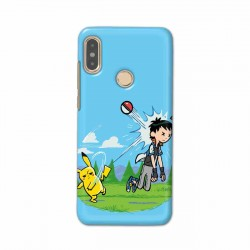Buy Xiaomi Redmi Note 5 Pro Knockout Mobile Phone Covers Online at Craftingcrow.com
