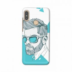 Buy Xiaomi Redmi Note 5 Pro Kohli Mobile Phone Covers Online at Craftingcrow.com