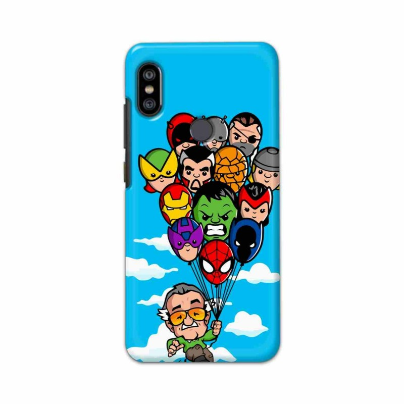 Buy Xiaomi Redmi Note 6 Pro Excelsior Mobile Phone Covers Online at Craftingcrow.com