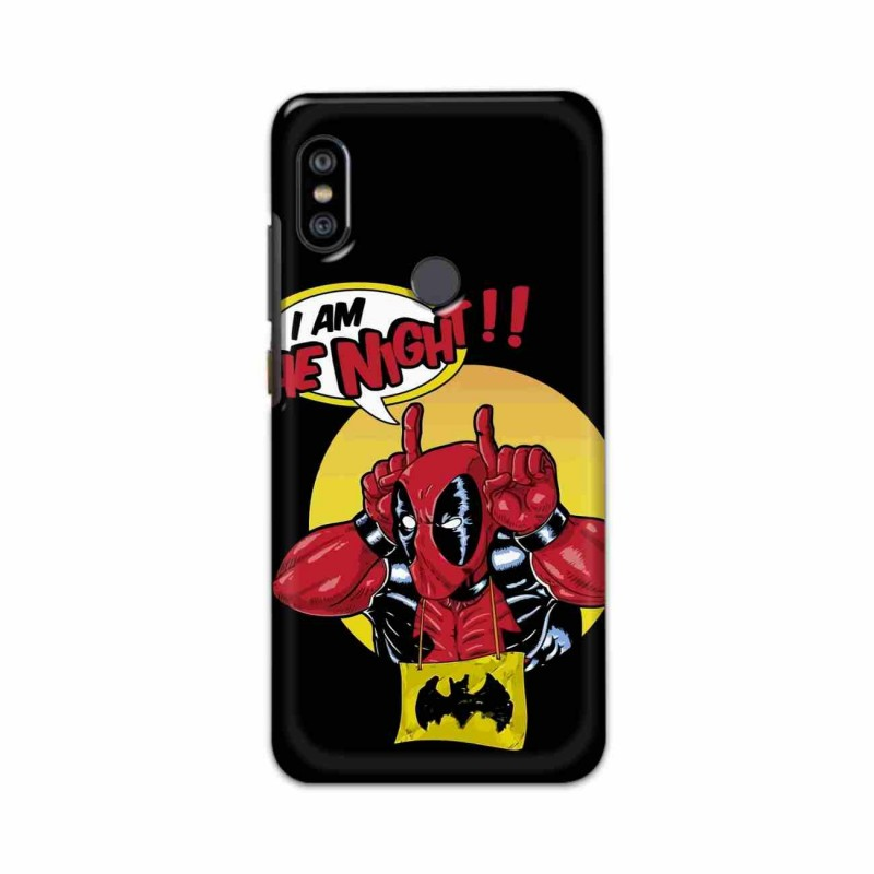 Buy Xiaomi Redmi Note 6 Pro I am the Knight Mobile Phone Covers Online at Craftingcrow.com