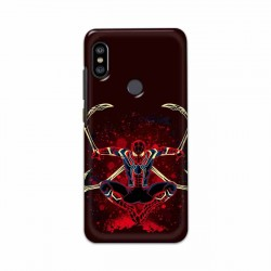 Buy Xiaomi Redmi Note 6 Pro Iron Spider Mobile Phone Covers Online at Craftingcrow.com